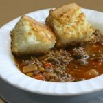 Slow Cooker Hamburger Stew