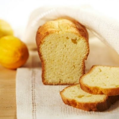 **Slow Cooker Baked Lemon Cake