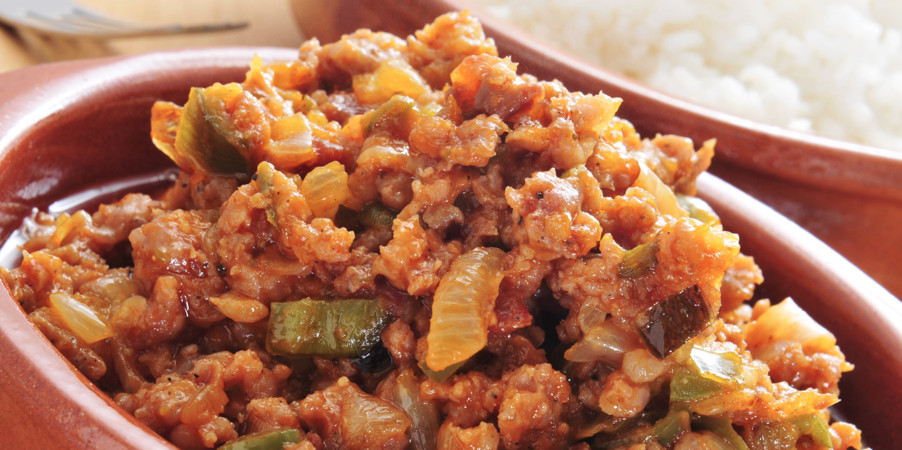 Slow Cooker Picadillo * *