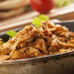 **Slow Cooker Mexican Shredded Pork
