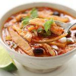 **Slow Cooker Tortilla Soup
