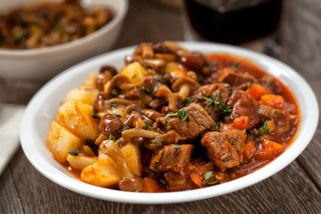 **Slow Cooker Veal Stew