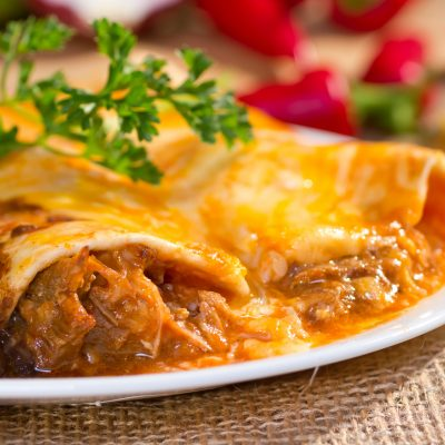 Slow Cooker Enchilada Beef*