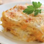 Slow Cooker Butternut Squash Lasagna * *