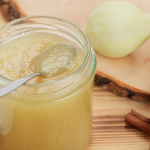 Slow Cooker Pear Sauce * *