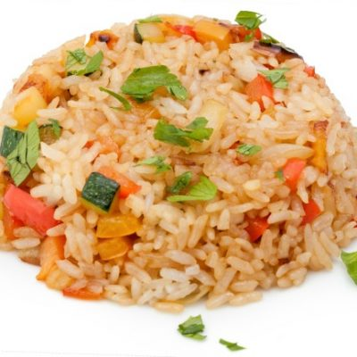 Slow Cooker Spanish Rice * *