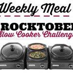 Weekly Meal Plan - Crocktober