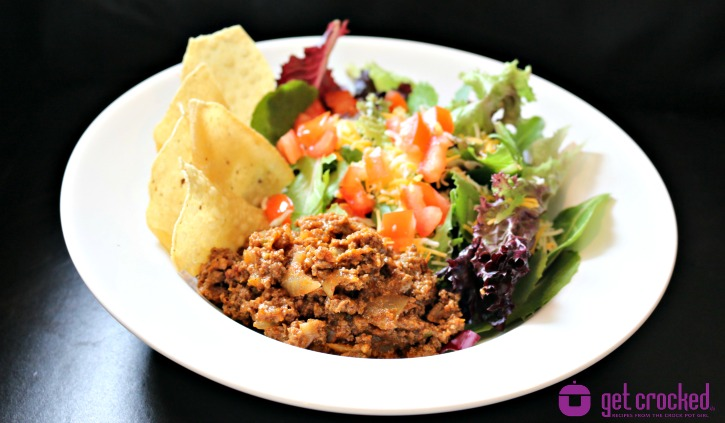 ** Slow Cooker Taco Meat