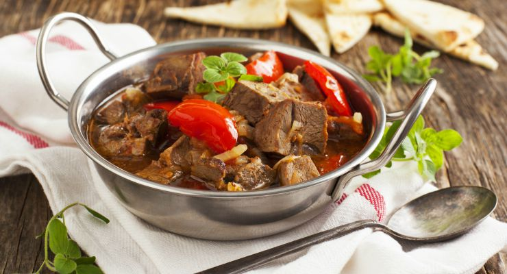 ** Slow Cooker Easy Lamb Stew