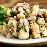 ** Slow Cooker Delicious Authentic German Potato Salad - easy #recipe for #CrockPot #SlowCooker! www.GetCrocked.com