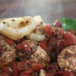 Easy Tomato & Balsamic Chicken