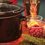 ** Slow Cooker holiday simmer pot