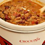 "Slow Cooker ""Denver"" Bison Chili"